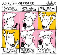 FULVO IL LUPO & Co. - La società animale: 20.2017 - CHATTARE