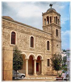 #church #beirut #lebanon #history #heritage #saint #santa #convent #myphoto #photo #photos #photography #travel #sculpture #statue #architecture #art #2007