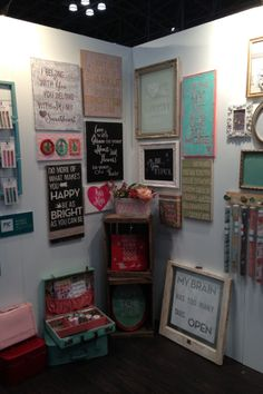 Hazel & Ruby at The National Stationery Show 2014.