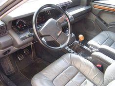 Renault 25. Mi primer familiar con mis hijos, era la caña.