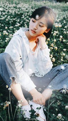 A Love So Beautiful, Beautiful People, Korean Girl, Asian Girl, Shan Cai, Meteor Garden 2018, Moon Princess, Poses, Chinese Actress
