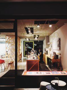 Westberlin bar & shop in Berlin / photo by communiqué