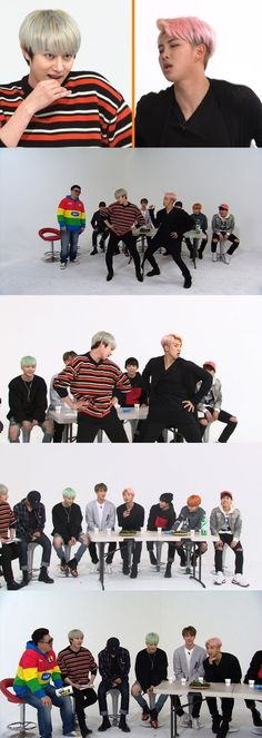 BTS′ Rap Monster and Super Junior′s Heechul Perform ′Up & Down′ on ′Weekly Idol′