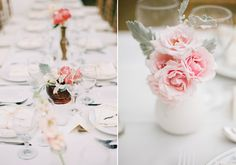 Romantic Florida garden wedding   photo by Julie Cate Photography   100 Layer Cake