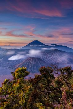 Sunrise at Bromo Mountain, Indonesia  (by Rivan Indra on 500px)