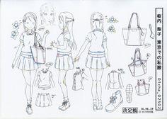 商品画像 Character Model Sheet, Character Modeling, Character Drawing, Character Design, Expression Sheet, Sunshine Love, Manga, Anime Sketch, Drawing Tips