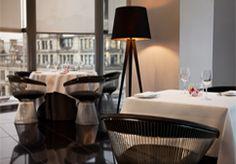 Second Floor Restaurant at Harvey Nichols Manchester. My Manchester Show haven!