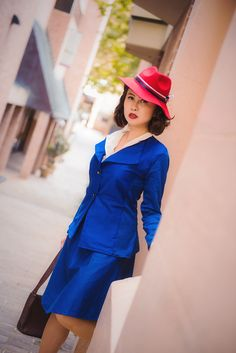 Peggy Carter #Cosplay 1