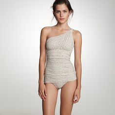 Cute, Post pregnancy swimming suit (in a darker color)