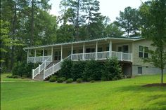 FSBO Sparta GA - Live on Lake Sinclair - Great view of the Lake from every room. Furnishings and Bentley Pontoon is included with this 3BR/2Baths. Lake Front Home. Granite Countertops, Gas Stone Fireplace, Concrete Driveway & Parking Area. Double Boathouse with Double Electrical Boat Lifts, lights, storage & built-in refrigerator. Covered 12x64 Ft Lakefront Porch with 3 ceiling fans. Shared Private Well 150Ft deep with Private Water Treatment Facility. New Gutters, Seawall, French Drains....