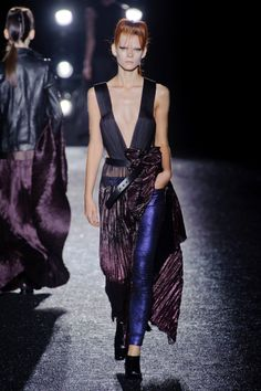 Haider Ackermann Spring 2014: Sparkle Motion