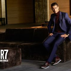 CR7 FOOTWEAR | FALL / WINTER 2015 | LE BOOK