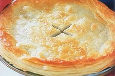 Classic beef pies are best when they're homemade and full of healthy vegetables.