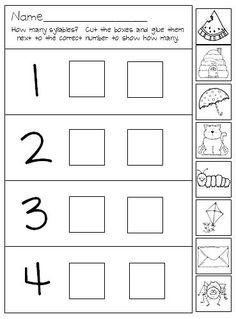 821 Best Kindergarten Reading Activities images ...