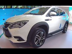 BYD Tang 542 Hybrid Electric SUV, 505 Horsepower, For Just $35,000