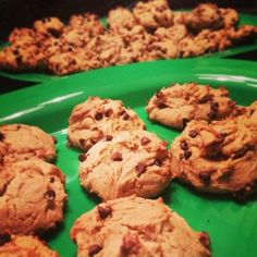 HERBALIFE PEANUT BUTTER COOKIES | Girl, InTransition