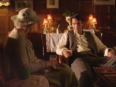The Moving Finger - Geraldine McEwan and James D'Arcy