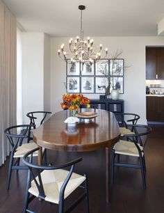 Predominantly muted colour palettes help set the tone of sophisticated urban living. Easy elega...