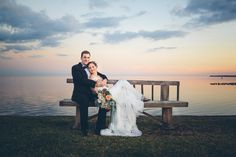 Cassandra & Andy's Deering Estate wedding in Miami, FL