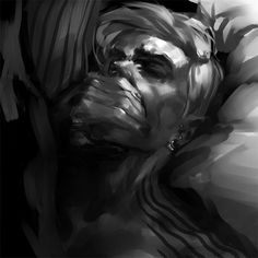 born to die by lulek on DeviantArt Dark Fantasy, Fantasy Art, Character Inspiration, Character Art, Art Sketches, Art Drawings, Arte Obscura, Boy Art, Dark Art