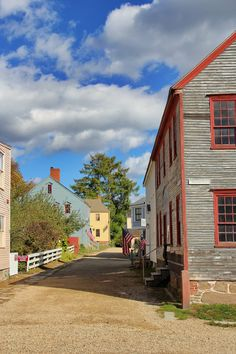 Old Strawbery Banke, Portsmouth, New Hampshire | New England Living
