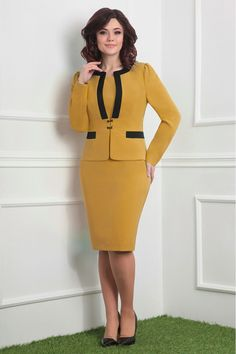 Комплект плательный Мода-Юрс 2390