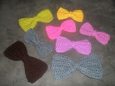 CreativeMe: Bows! *Pattern*