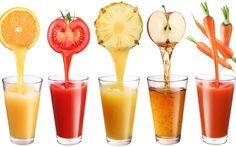 Karışık Meyve Suyu Yapımı