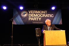 Vermonters have always been able to count on Bernie to do the right thing.  He's not your average narcissistic, self-serving politician.  He's actually honest!!!