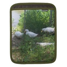 ==>Discount          	White Ducks on a Ramp iPad Sleeve           	White Ducks on a Ramp iPad Sleeve lowest price for you. In addition you can compare price with another store and read helpful reviews. BuyShopping          	White Ducks on a Ramp iPad Sleeve Online Secure Check out Quick and Ea...Cleck Hot Deals >>> http://www.zazzle.com/white_ducks_on_a_ramp_ipad_sleeve-205294306339046272?rf=238627982471231924&zbar=1&tc=terrest