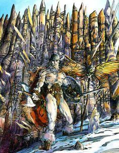 Conan by Barry Windsor Smith