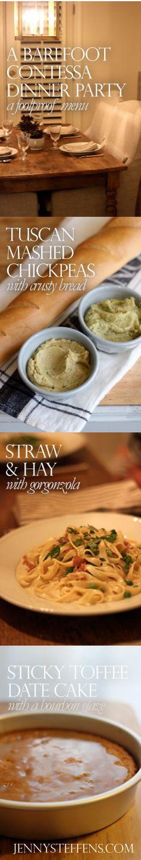 barefoot contessa - recipes - cheese straws: i make this