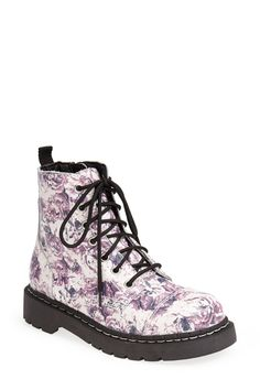 'Anarchic' Combat Boot by T.U.K. on @nordstrom_rack