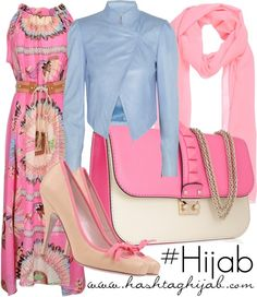 Hashtag Hijab Outfit #339