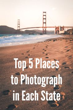 Top 5 Places to Photograph in Each State. Amazing destinations and locations for landscape nature and travel photography in the United States (U. Quotes About Photography, Photography Jobs, School Photography, Photography Camera, Photography Backdrops, Amazing Photography, Travel Photography, Photography Classes, Photography Hashtags