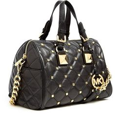 MICHAEL Michael Kors Medium Grayson Quilted Bag
