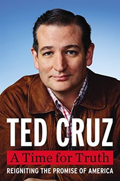A Time for Truth: Reigniting the Promise of America - Liberals love to hate Ted Cruz. The outspoken Texas Senator has a knack for getting under their skin. His quotable remarks – and even more, his principled stands on numerous national issues — have made him a political lightning rod and the most googled man in Washington. There is a ... - http://ehowsuperstore.com/bestbrandsales/books/a-time-for-truth-reigniting-the-promise-of-america [07/15]