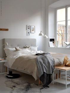 bedroom - ikea livet hemma - beitstad - photo karl andersson