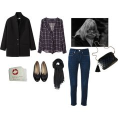 """Jolis Sapins"" by andreaceja on Polyvore"