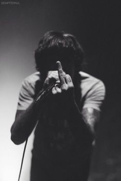 Oliver Sykes - Bring me the Horizon