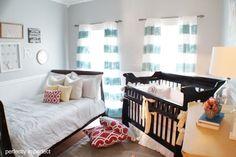 Nursery+guest bedroom