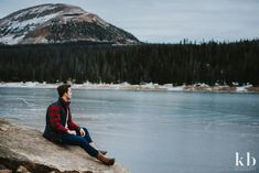 Lost Lake, Uinta Mountains - NOVEMBER