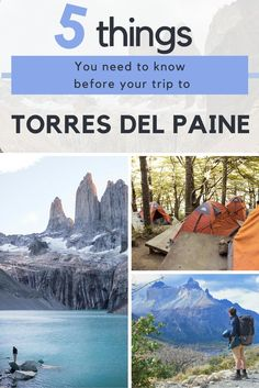 Getting ready for a trek in Chile at Torres del Paine? This is a must read to help you pack, know what to expect and more. Click to get ready! #southamerica #chile #patagonia ******************************************** Chile travel | Chile travel destinations | Chile travel guide | Patagonia travel | Patagonia backpack | Patagonia outfit | Torres del Paine Chile | Torres del Paine National Park | Torres del Paine trek