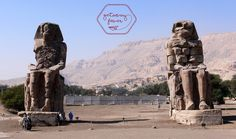 Colossi of Memnon Amenhotep Iii, Mount Rushmore, Photo Galleries, Statue, Mountains, Gallery, Cats, Travel, Egypt