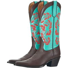 Lane Cowboy Boots from Overstock.com