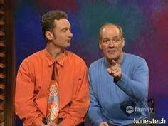 The Best of Colin Mocharie on Whose Line? And this is without the green screen segments.