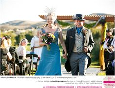 Featured Real Wedding: Pamela & Cameron is published in Real Weddings Magazine's Summer/Fall 2015 Issue! Vendors include: www.heatheradairphoto.com. For more photos and their full list of wedding vendors, visit: www.realweddingsmag.com/?p=50758