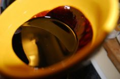 Malbec-balsamic reduction. (Add chocolate for that extra-rich touch.)