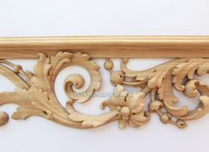 Wood Art Panels, Panel Art, Wood Carving Designs, Wood Carving Art, Wood Framed Mirror, Wood Wall, French Country Decorating, Hand Carved, Carved Wood