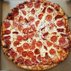 250 (may 9) Pizza for bonfire treat